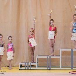 Anastasija Voločko 1 vieta