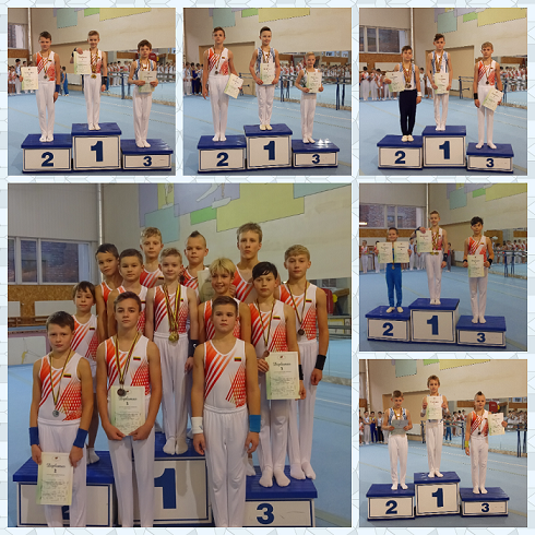 LR SG čempionatas