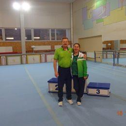 Treneriai Sergejus ir Jelena Jemeljanovai