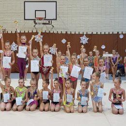 2008m.g. gimnasčių apdovanojimai