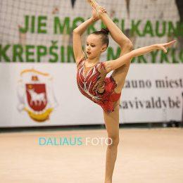 Karina Frolikova 2009m.g.