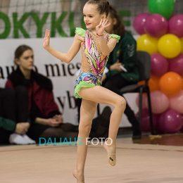 Vesta Simonaitytė 2010 m.g. nugalėtoja