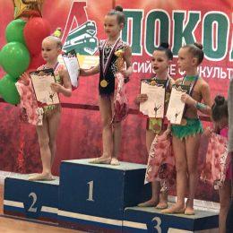 2011 B Julija- 2vieta, Leila - 3 vieta