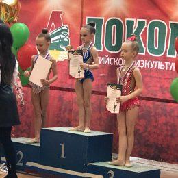 Lėja Selivončikaitė 2011 A 3 vieta