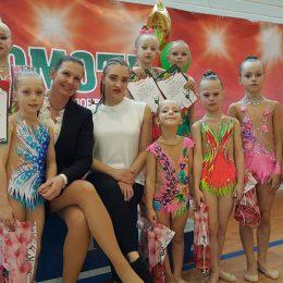 po apdovanojimų su trenere Renata
