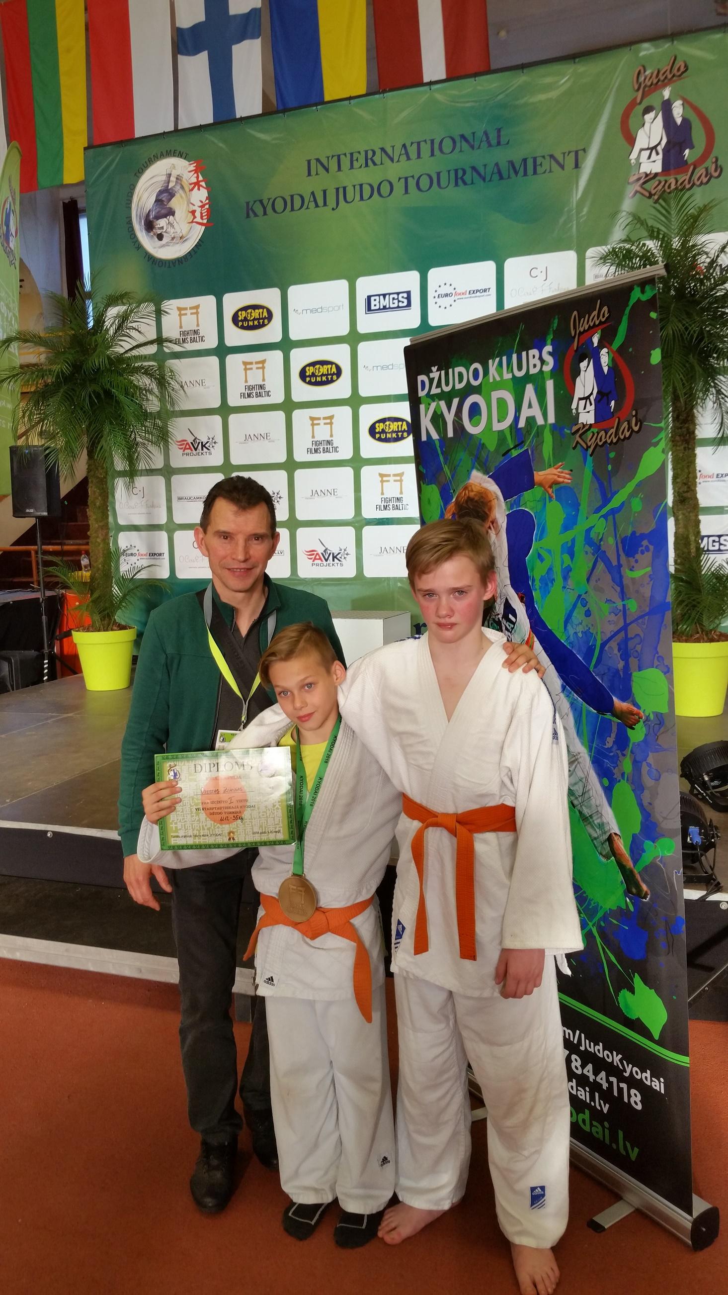 Tr J Tilvikas su sportininkais Rygoje