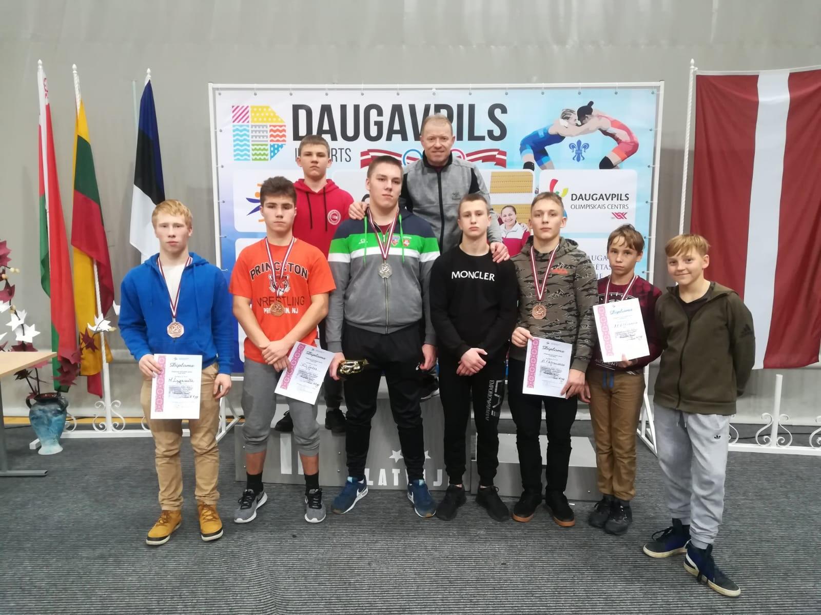 Klaipėdos komanda (2)