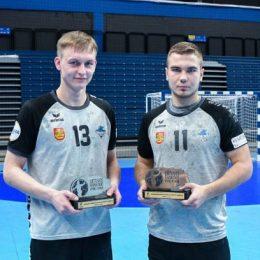 Ignas Savičius ir Rokas Palskys